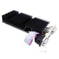 Placa de Vídeo AFOX Geforce GT 710 2GB PCI-E DDR3, DVI, VGA, HDMI Low Profile - AF710-2048D3L7