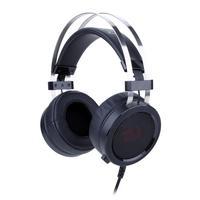 Headset Gamer Redragon Scylla Drivers, 40mm, Controle de Volume, Preto, P2, Com Microfone - H901