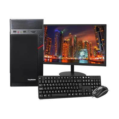 Computador Pc Completo Intel i5 4° Gen, 8GB, SSD 240GB, Wi-fi