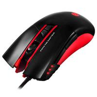 Mouse Gamer C3Tech Stellers, USB, 3200 DPI, 7 Botões, Preto e Vermelho - MG-200BRD