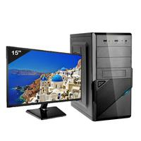 "Computador ICC, Intel Core i3 3.20Ghz, 4GB, HD 240GB SSD, HDMI FULL HD, Monitor 15.4"" LED - IV2347SM15"