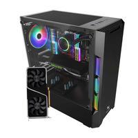 Computador Gamer Neologic NL82212, Intel I7 10700, 8GB, RTX 3060 12GB, SSD 240GB, HD 1TB, 600W