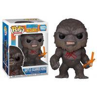 Boneco Funko Pop, Godzilla Vs Kong, Kong Battle-scarred - 1022