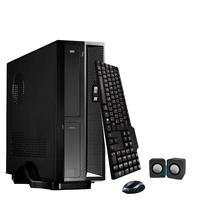 Mini Computador ICC SL2386K Intel Core I3 8gb HD 120GB SSD Kit Multimídia WIndows 10