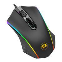 Mouse Gamer Redragon Chroma , 10000DPI, RGB - M710