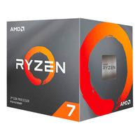 Processador AMD Ryzen 7 3800X 3.9GHz (4.5GHz Max Turbo), DDR4, Socket AM4, Cache 36MB com Cooler Wraith Prism RGB LED