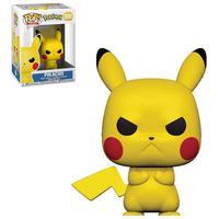 Funko Pop Pokemon - Pikachu Mal-Humorado 598