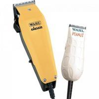 Kit Maquina de Cabelo WAHL Classic + Peanut 220V