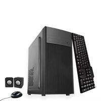 Computador Desktop Icc Iv2381kw Intel Core I3 8gb Hd 500gb Kit Multimídia Hdmi Windows 10