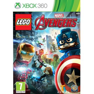 Jogo Marvel Avengers - Xbox 360 - Square Enix