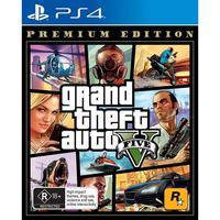 Grand Theft Auto V Br - Ps4