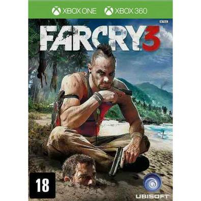 Jogo Far Cry 3 - Xbox Series X - Ubisoft