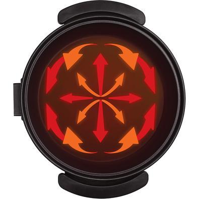Panela Multifuncional Easy Red Lenoxx, 127V - PPE157