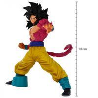 Figure Dragon Ball Gt Goku Super Sayajin 4 Full Scratch