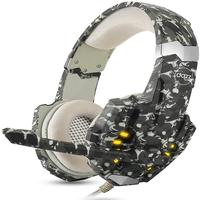 Fone Headset Dazz, Special Forces Colors Series, Arctic Com Fio, Camuflado