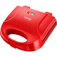 Grill E Sanduicheira Easy Red Lenoxx 127V - Psd119