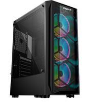 Computador Gamer Fácil By Asus Intel Core i5 10400f, 8GB, GTX 1050Ti 4GB, SSD 120GB, Fonte 500W