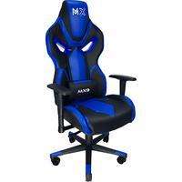 Cadeira Gamer Mymax Mx9, Giratória, Preto/Azul