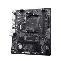 Placa Mãe Gigabyte A520m H, AM4, DDR4 - A520