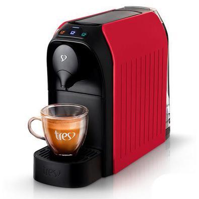 Cafeteira Três Corações Passione Vermelha Para Café Espresso - 20039017 - 220v