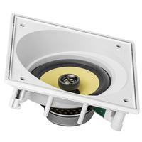 Jbl Ci6sa (un) - Caixa Acústica De Embutir Angulada Branco