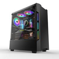 """Kit Pc Gamer Smart, Intel I5, 8gb, GeForce Gtx 1650 4gb, Ssd 480gb + Monitor 19.5"""""""