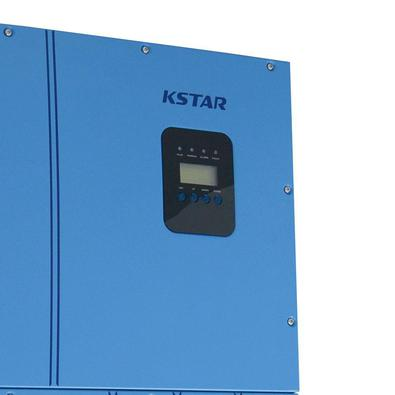Inversor Fotovoltaico Kstar C/ Wi-fi 380v Trifásico