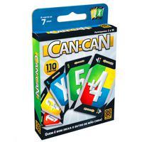 Jogo Can Can Novo - 110 Cartas