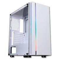 Pc Gamer Skill Snow Iii, Amd Athlon 3000g, Radeon Vega 3, 8gb Ddr4 2666mhz, Ssd 120gb, Hd 1tb, 500w