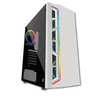 Pc Gamer Skill Snow Iv, Amd Athlon 3000g, Radeon Rx 550 4gb, 8gb Ddr4 2666mhz, Hd 1tb, Ssd 120gb, 500w 80 Plus