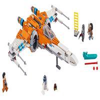 Lego Star Wars Tm - X-wing Fighter De Poe Dameron