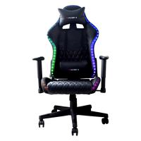 Cadeira Gamer Racer X Reclinavel Hype Com Led Rgb