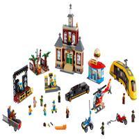 Lego City - Praça Principal
