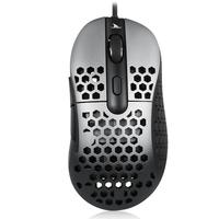 Mouse Gamer Motospeed Darmoshark N1 Essential Zeus Cinza 6400dpi Rgb