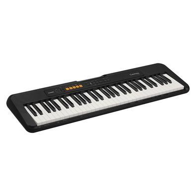 Teclado Musical Casiotone Basico Digital Ct-s100c2-br Preto