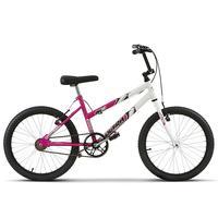 Bicicleta Ultra Bikes Aro 20 Feminina Bicolor