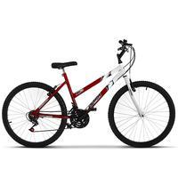 Bicicleta Aro 26 Ultra Bikes Feminina Bicolor