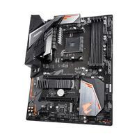 Placa Mae, Gigabyte, AORUS M I , LGA, AM4, B450,   DDR4