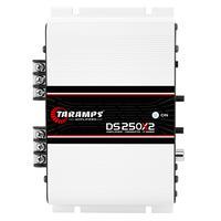 Módulo Amplificador Taramps DS 250X2 250W RMS 2 Canais 125W RMS 2 OHMS Classe D - DS 250X2 - 2 OHMS
