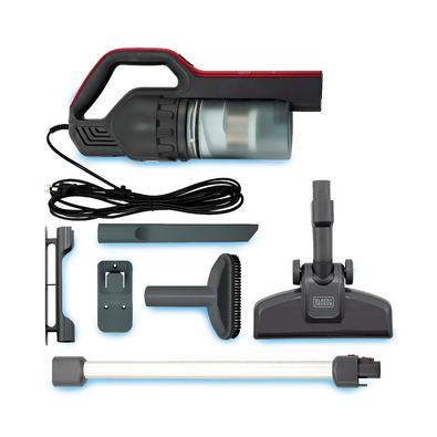 Aspirador de Po Ciclvert/port 1250w 127v Black+decker Avt12-br