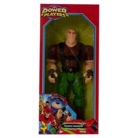 Figura Articulada - 30cm - Power Players - Sarge - Sunny