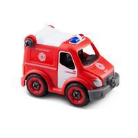 City Machine Multikids Caminhão de Bombeiros Resgate +3 Anos BR1086