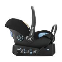 Bebê Conforto Citi Com Base Maxi-cosi Nomad Black