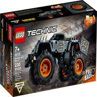 Lego Technic - Monster Jam Max-d 2 Em 1 - 42119