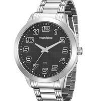 Relógio Masculino Mondaine Analógico Prata - 99143g0mvne6 - Unico