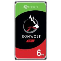 Hd Seagate Ironwolf 6 Tb P/ Nas - St6000vn001