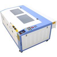 Máquina Cnc Router Laser Corte E Gravação Sensor Fluxo De Água Eixo Rotativo 60x90cm 60w 220v - Nagano - 220v - Nagano
