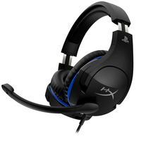Headset Gamer Hyperx Cloud Stinger Ps4, Preto/azul - Hx-hscss-bk/am
