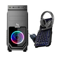 Kit - Pc Gamer Start Nli82503 Amd 3000g 8gb (radeon Vega 3 Integrado) Ssd 120gb 400w 80 Plus