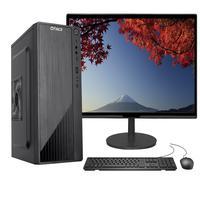 """Computador Completo Fácil, Intel Core I5 9400f (nona Geração), 8gb, Ddr4, Geforce Nvidia, Ssd 120gb, Monitor 21.5"""" Hdmi Led"""